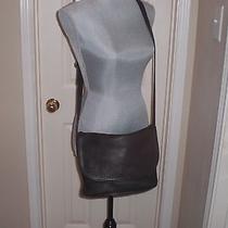 Vintage Coach Flap Crossbody and Shoulder Bag 4903 Black  Photo