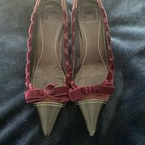 Vintage Coach Heels- Size 8 Photo