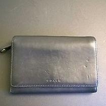 Vintage Coach Leather Wallet  Photo
