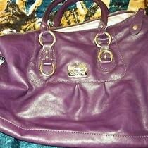 Vintage Coach Madison Handbag Photo