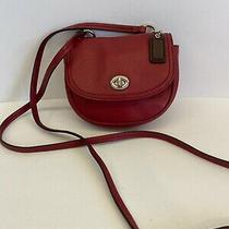 Vintage Coach Mini Crossbody Purse-40 Photo