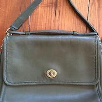 Vintage Coach Purse Photo