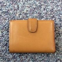 Vintage Coach  Womens Bifold Wallet Photo