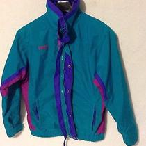 Vintage Columbia Bugaboo Youth Xl Radial Sleeve Coat Jacket Winter Ski Warm Euc Photo