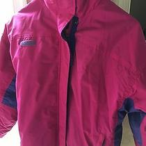 Vintage Columbia Radial Sleeve Women's Bugaboo Coat Jacket Sz S With Liner Photo