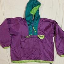 Vintage Columbia Sportswear Radial Sleeve Men's M Windbreaker Jacket 1990s  Photo