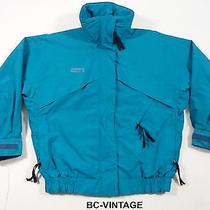 Vintage Columbia Sportswear Whirlibird Full Zip Ski Jacket Radial Sleeve 24409 Photo