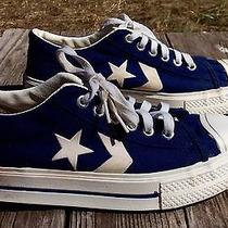 Vintage Converse Aba Made in Usa Low Top Mens Sz 7 Photo