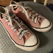 Vintage Converse All Star Pink Sneaker Tennis Shoe Sz 9 Photo
