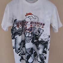 Vintage Denver Broncos American Football Super Bowl Hip Hop Rap Gangsta Hardcore Photo