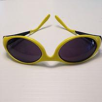 Vintage Diesel Yellow Sunglasses Made in Italy /hangover/n 4ep Men's Photo