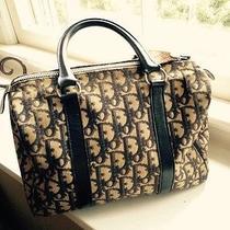 Vintage Dior Speedy Bag Christian Purse Photo