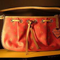 Vintage Dooney & Bourke Dark Pink Jellied Shoulder Strap Purse Vgc Photo