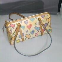 Vintage Dooney Bourke Shoulder Bag Photo