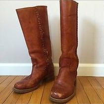 Vintage Double H Boots Photo