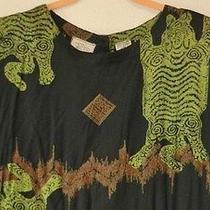 Vintage Dress & Vest Set by New Options /g.s.f.i.  One Size  Photo