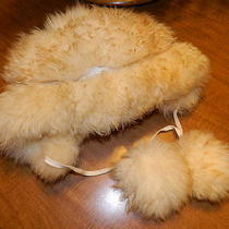 Vintage Dyed Tuscan Lamb Fur. Very Soft. Photo