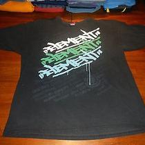 Vintage Element Skateboards T Shirt Mens Xl Grafitti Skater Photo