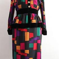Vintage Escada Dress. Escada by Margaretha Ley Made in Germany Photo