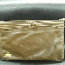 Vintage Etienne Aigner Handbag Clutch Leather Home Decor Clasic Dress Style Photo