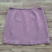 Vintage Express Tricot Women's Size 9/10 Knit Geometric Pencil Skirt Photo
