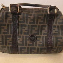 Vintage Fendi Handbag Photo