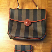 Vintage Fendi Handbag and Wallet Photo