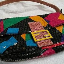Vintage Fendi Handbag  Baguette  Photo
