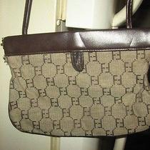 Vintage Fendi Handbag Purse  Photo