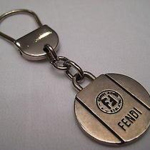 Vintage Fendi Keychain in Box Photo