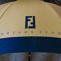 Vintage Fendi Parfums Full Umbrella Photo
