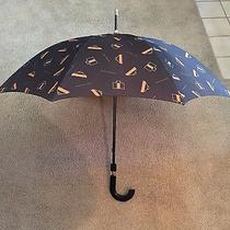 Vintage Fendi Parfums Umbrella Parasol 1980's Style Collectible Serial Rn79517 Photo