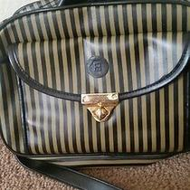 Vintage Fendi Roma Handbag Photo