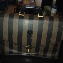 Vintage Fendi Sas Briefcase Photo