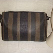 Vintage Fendi Shoulder Bag Handbag Purse Photo