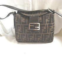 Vintage Fendi Shoulder Handbag Photo