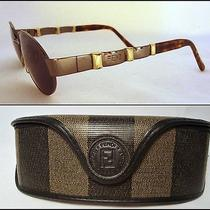 Vintage Fendi Sunglasses and Case Photo