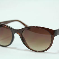 Vintage Fossil Bethany Ps4015 200 Cat Eyes Retro Disco Tortoise Brown Sunglasses Photo