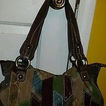 Vintage Fossil Handbag  Photo