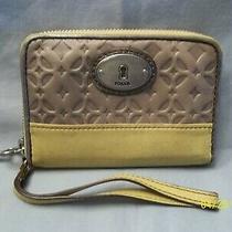 Vintage Fossil Ladies Wallet/wristlet Photo