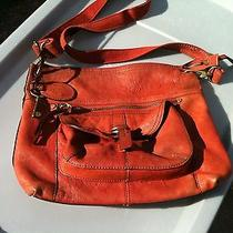 Vintage Fossil Long Live Vintage Handbag Cute Photo