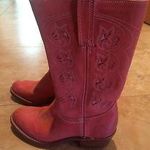 Vintage Frye Boots Photo