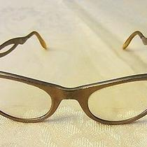 Vintage Fun Cool Cats Eye Glasses Framesamerican Optical Photo