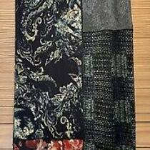 Vintage Fuzzi Jean Paul Gaultier Mesh Grunge Maxi Skirt M L Xl 90s Y2k Photo