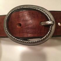 Vintage Gap Brown Leather Belt  Photo