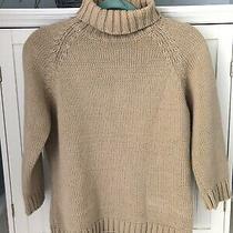 Vintage Gap Turtleneck Sweater - Size M See Measurements  Photo