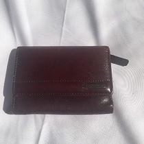 Vintage Genuine Leather Fossil Wallet Photo