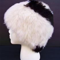 Vintage Genuine Tuscan Lamb Fur Hat Made in Italy Shearling Cossack Photo