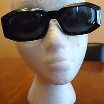 Vintage Gianni Versace Sunglasses Mod. 414/c Col. 852 Medusa Italy & Fendi Case Photo