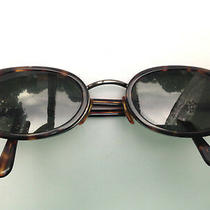 Vintage Giorgio Armani 672 1092 140 Tortoise Shell Sunglasses Ex  Cond. Photo